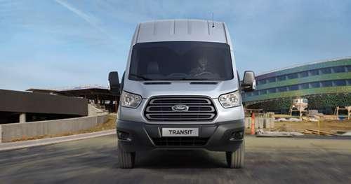 Ford Nueva Transit Furgón