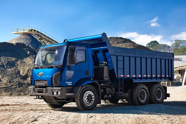 Ford Cargo 3129 6x4 en Salta