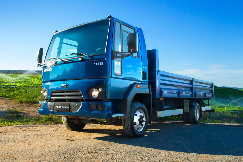Ford Cargo 916 en Salta