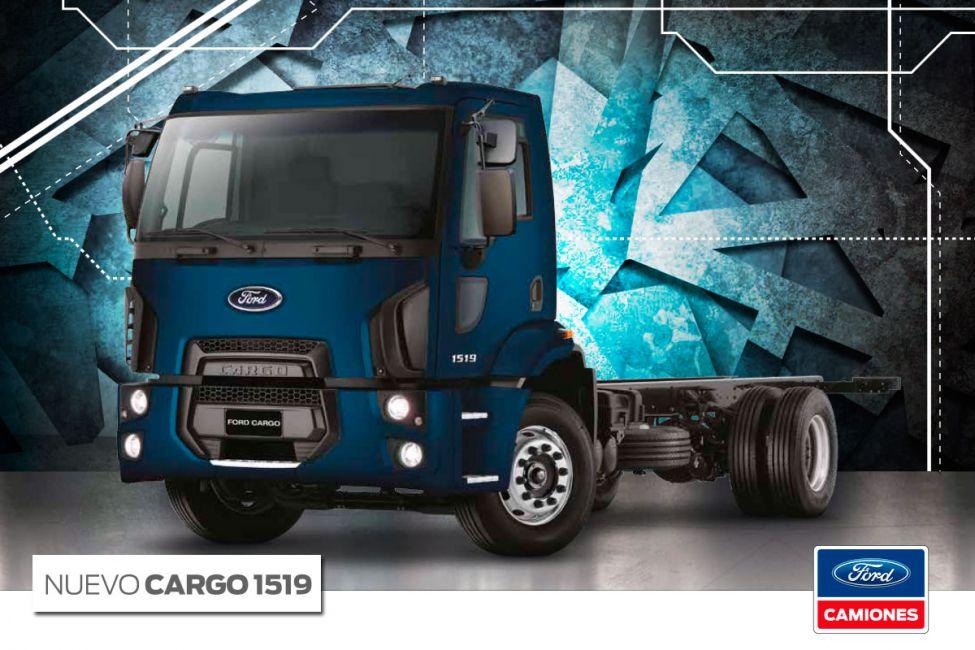 Ford Cargo 1519 en Salta