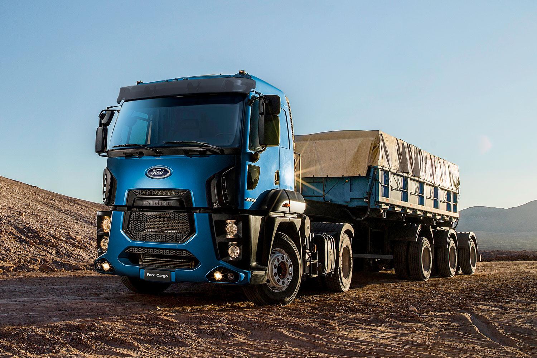 Ford Cargo 2042 4x2 en Salta