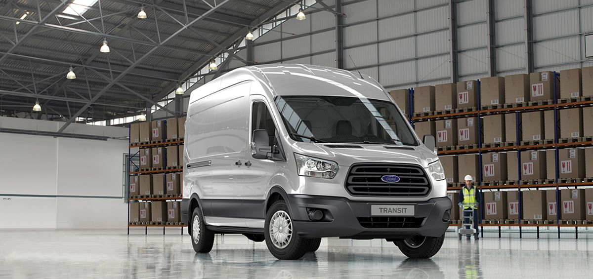 Ford Nueva Transit Furgón en Salta